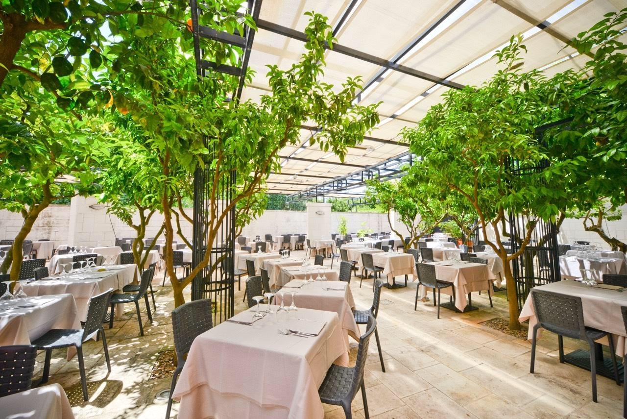 IMG_6211 OSTUNI GRAND HOTEL MASSERIA SANTA LUCIA IN PENSIONE COMPLETA