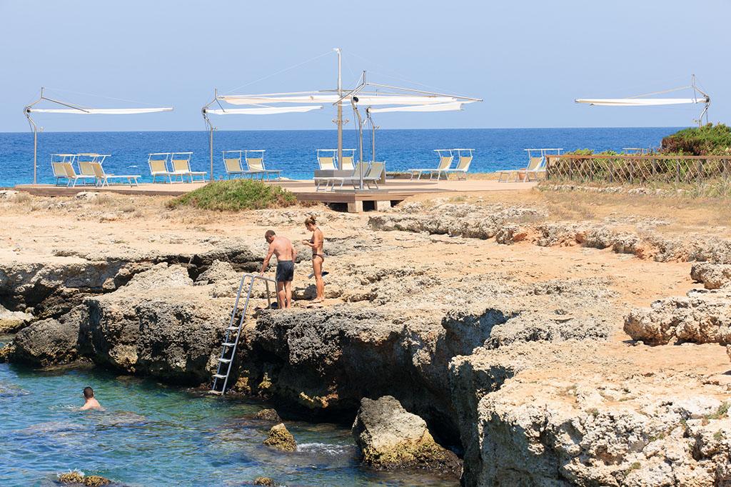 Hotel Sul Mare Salento Con Spiaggia Privata