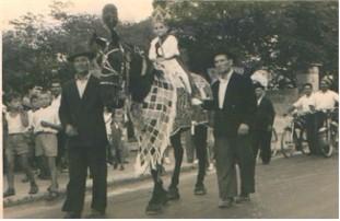 immagine storica della festa